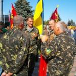 Масові протести під стінами Верховної Ради України